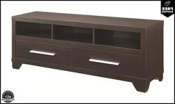 Coaster Home Furnishings 2-Drawer TV Console 3 Storage Compa