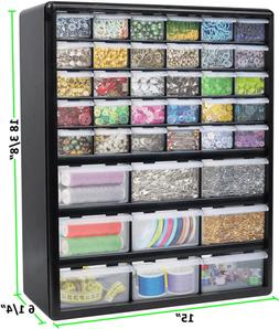 Greenpro 3309 Wall Mount Hardware and Craft Storage Cabinet