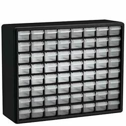 64 Drawer Plastic Parts Storage Hardware and Craft Cabinet 2