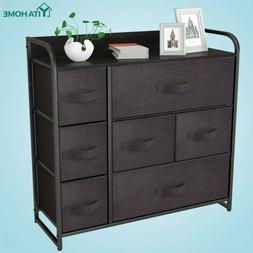 YITAHOME 7 Drawers Dresser Bedroom Wide Storage Tower Furnit