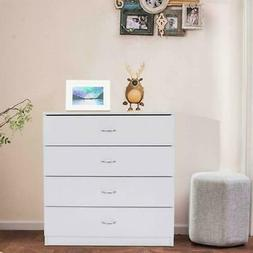 Chest of Drawers Dresser 4 Drawer Discount Furniture Cabinet