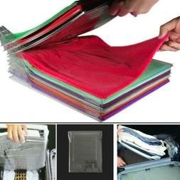 Clothes Organizer Drawer System Closet Clothing Adjustable D