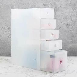 Compact Storage Organization Drawers Set for Home, Bathroom,