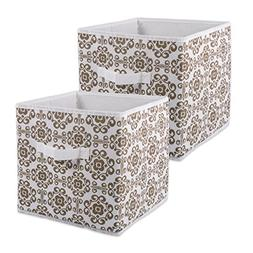 DII Fabric Storage Bins for Nursery, Offices, & Home Organiz