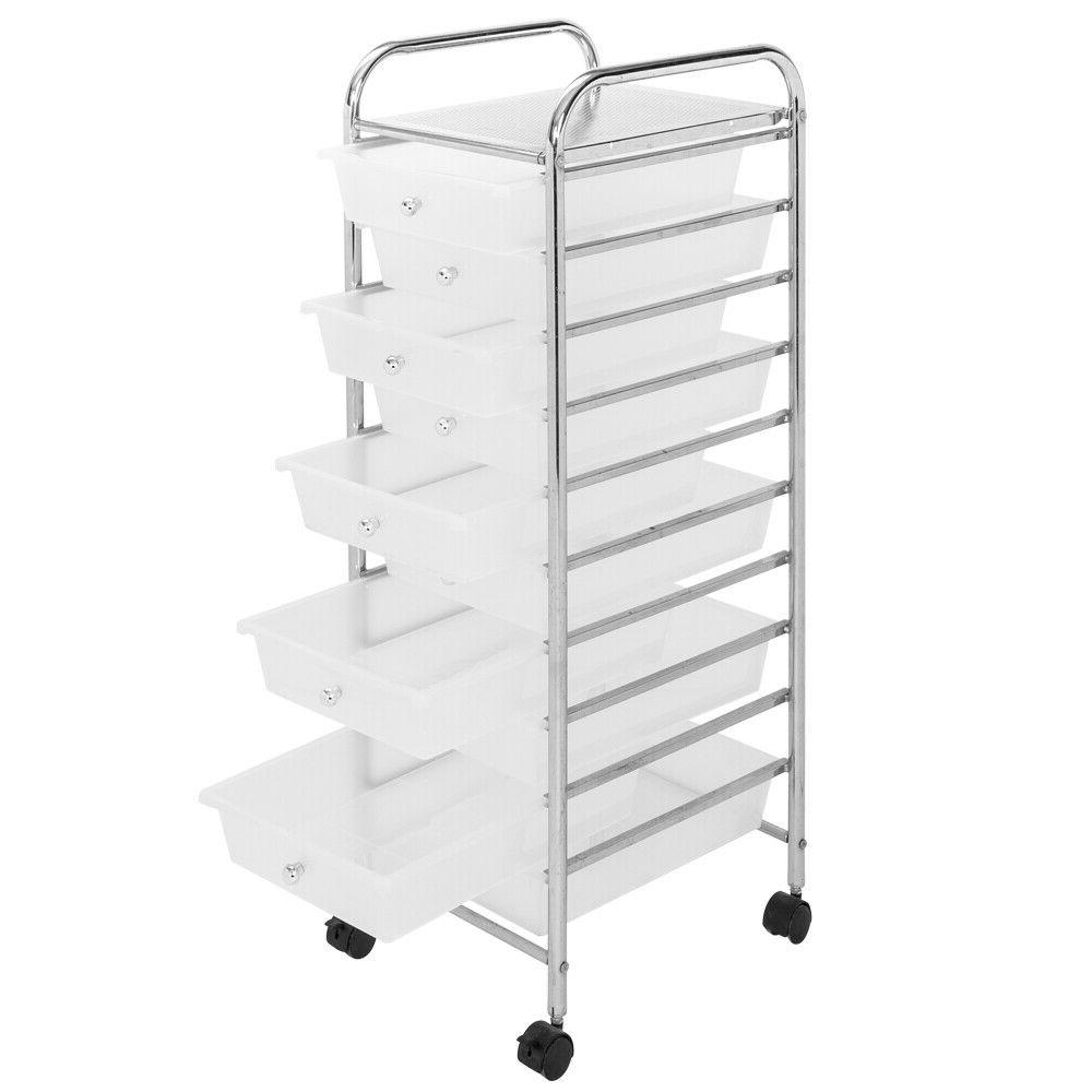 10-Drawer Rolling Home