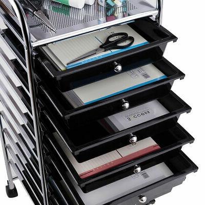 10 Cart Scrapbook School Organizer