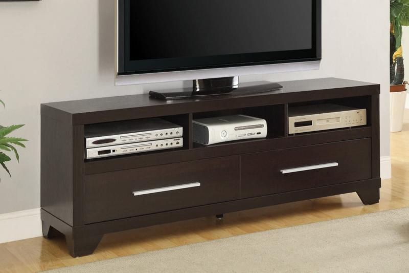 Coaster Home Furnishings TV Storage Compartments