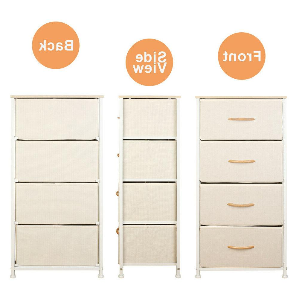 3/4/5 Storage Tower Closet Unit Bedroom Home NEW