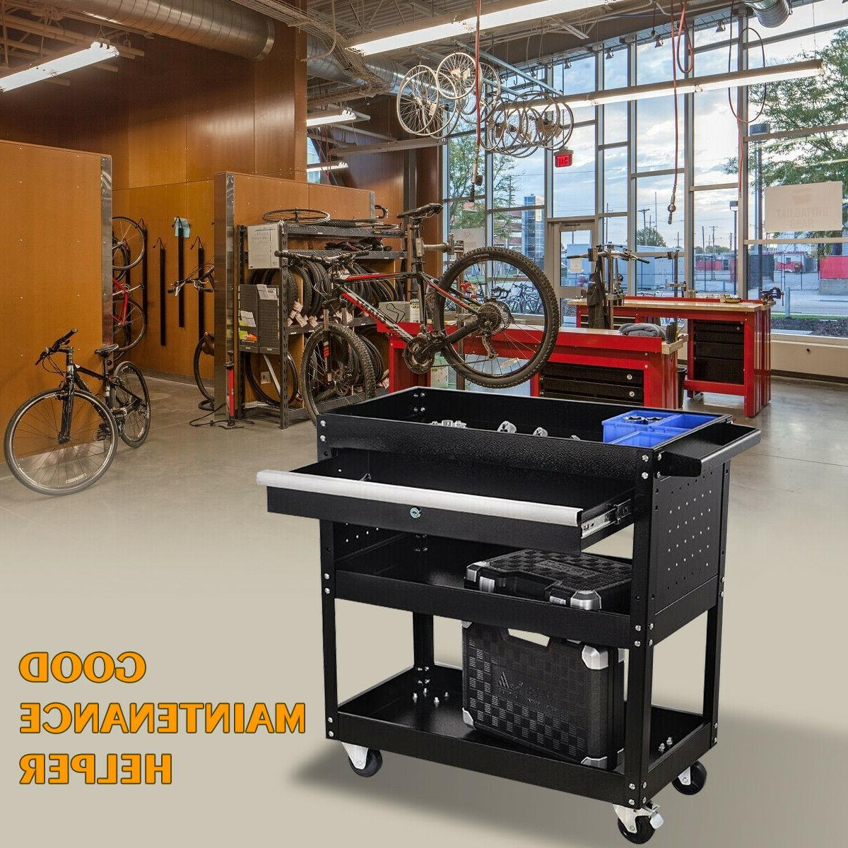 3 Rolling Cart Utility Tool
