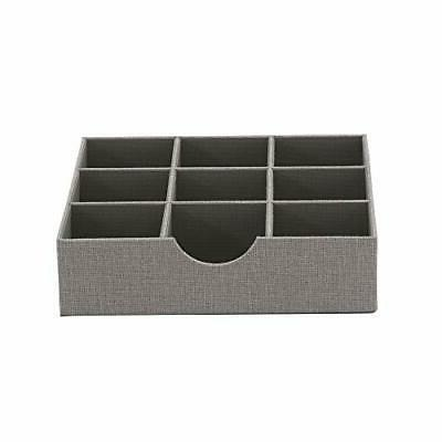 Household Essentials 728-1 Deep 9 Organizer Box for in