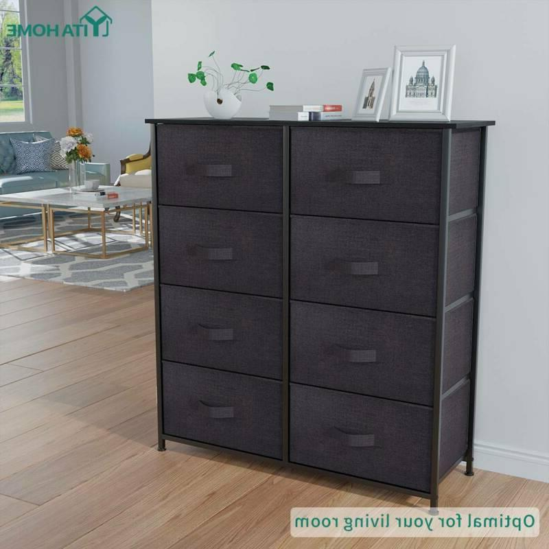 YITAHOME Dresser Bedroom Storage Tower Chest