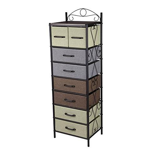 Household 8 Drawer Storage or Chest |