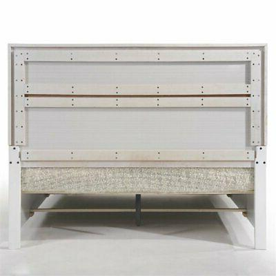 ACME Bed White