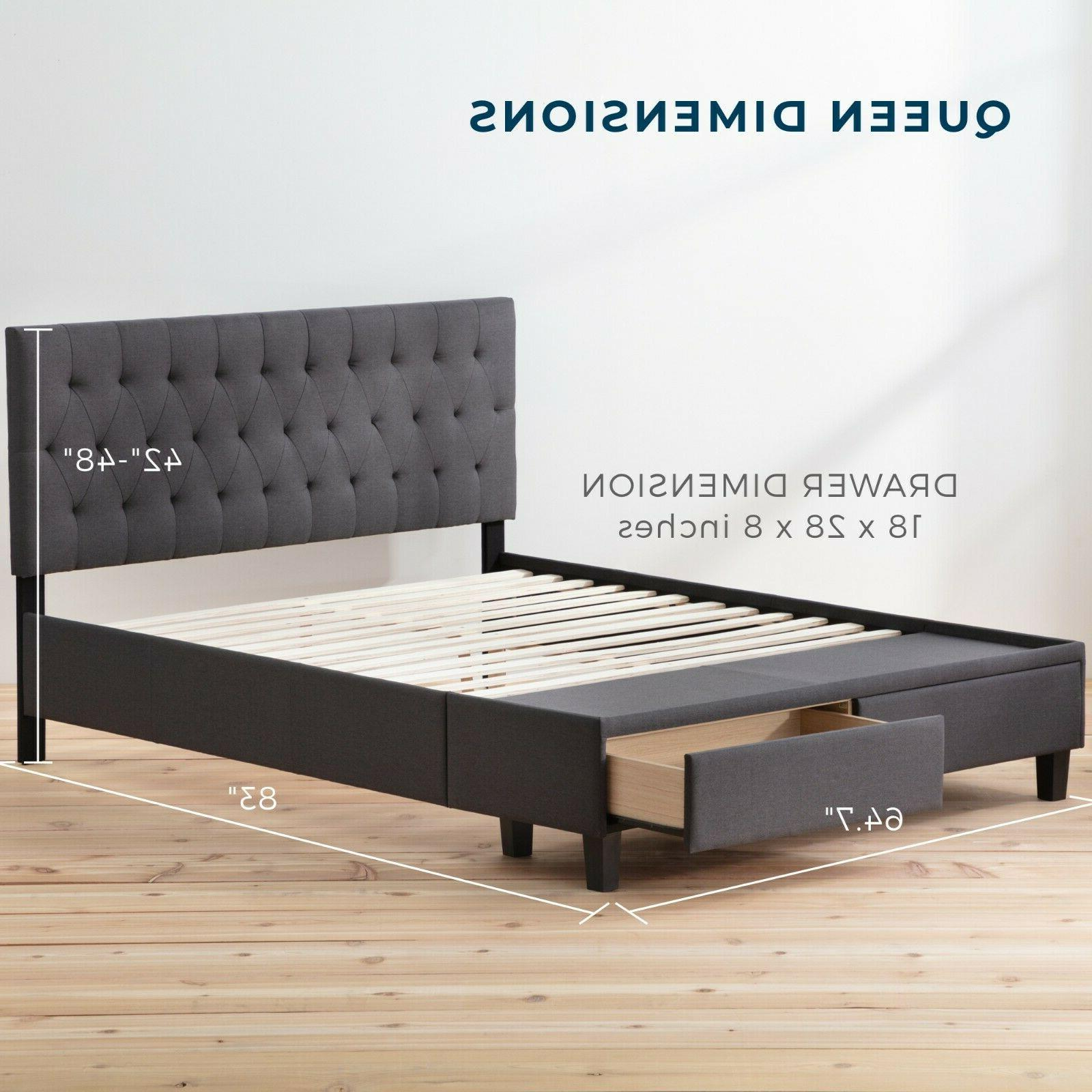 Brookside Storage Bed - Two