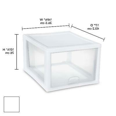 Case Of 27 Stacking Clear Solution