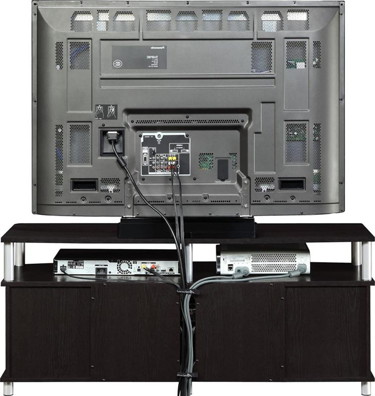 Living Stand Gaming Room Storage For Or