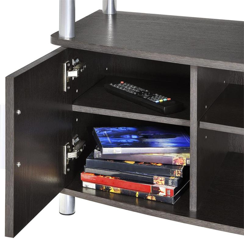 Living Tv Gaming Room Table Drawers Storage Xbox Playstation