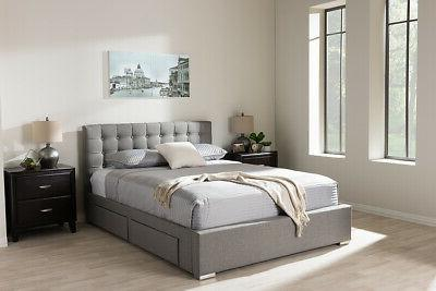 Rene King Size Bed