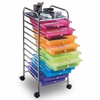 Rolling Organizer School Office Organizers and Storage