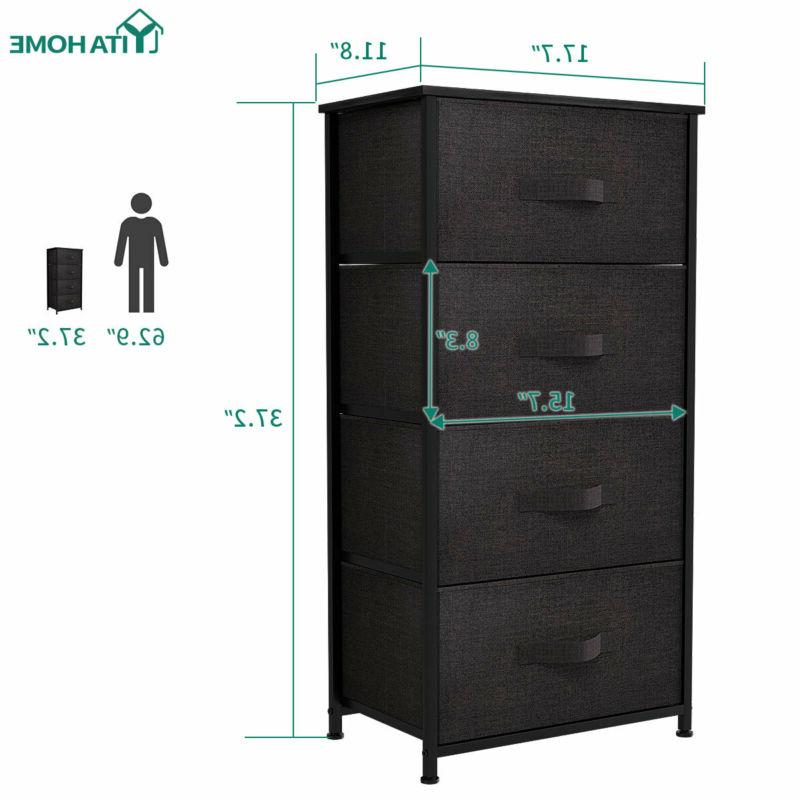 YITAHOME Dresser Furniture 4 Bedroom Chest