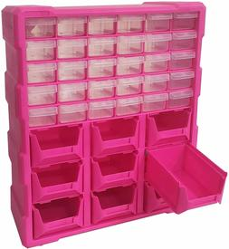 Small Parts Storage Cabinet Drawer Nuts Bolts Bench Drawers
