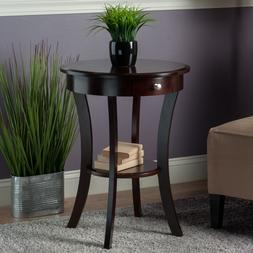 sofa end side table modern nightstand accent
